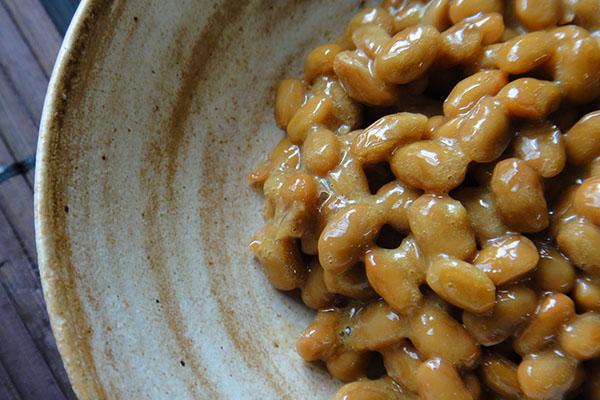 Natto marathon